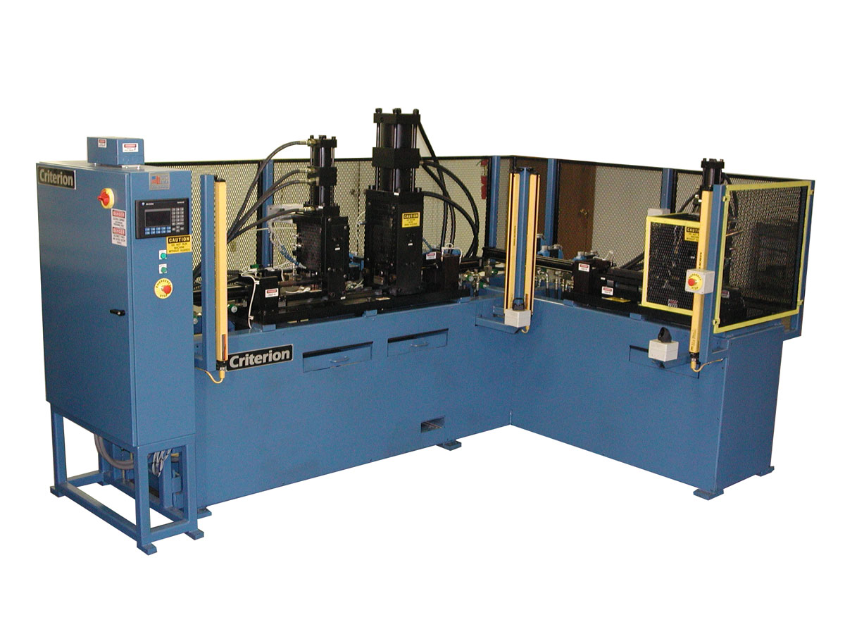 Tube-Punching Machines, Tube-Notching Machines