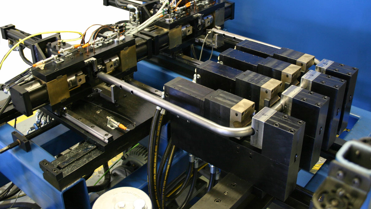 Tube-Punching Machines, Tube-Notching Machines