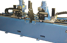 4-Axis CNC Twin Head Bender