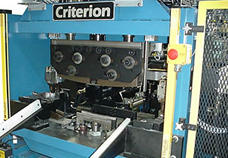 Automatic Press Bender