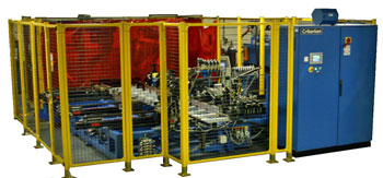 In-line Robotic Welding & Tube Fabrication and Punched, Notched, Bent & Welded Tubular Frame