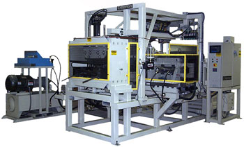 Flexible Automatic 3-station Machine